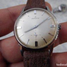 Relojes de pulsera: RELOJ MANUAL DE LA MARCA ZENITH CALIBRE 2531 AÑOS 60. Lote 233743170