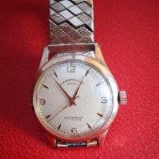 Relojes de pulsera: RELOJ EROS WATERPROOF 17 RUBIS CARGA MANUAL.. Lote 234561755