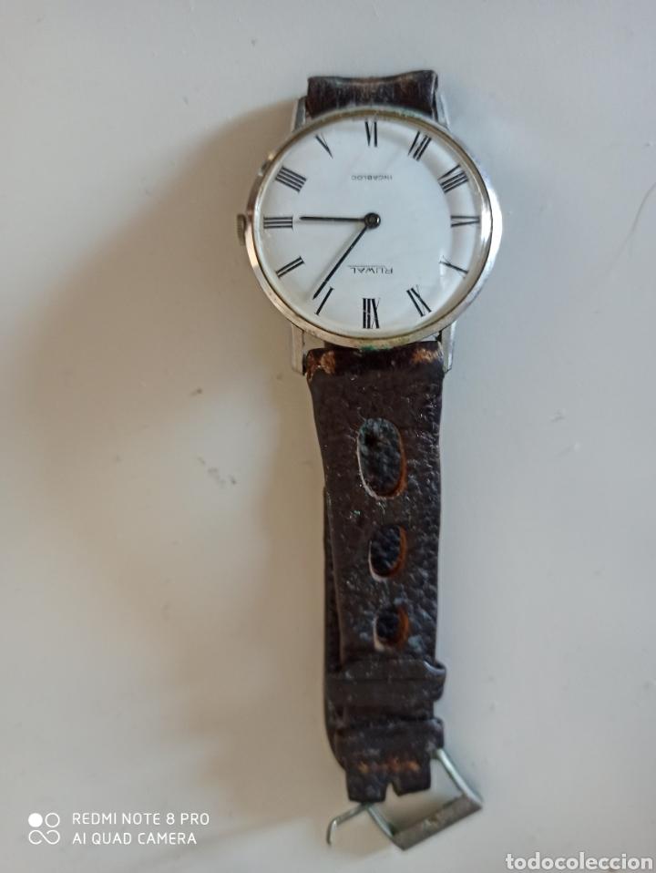 Relojes de pulsera: Reloj Ruwal de carga manual - Foto 2 - 234915435