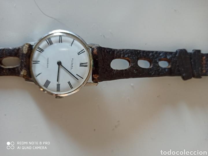 Relojes de pulsera: Reloj Ruwal de carga manual - Foto 4 - 234915435