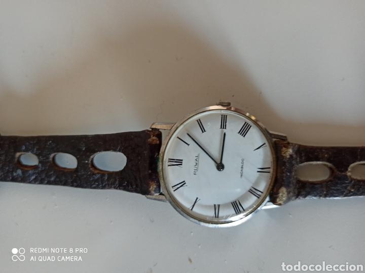 Relojes de pulsera: Reloj Ruwal de carga manual - Foto 6 - 234915435