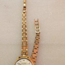 Relojes de pulsera: ANTIGUO RELOJ DE SEÑORA MARCA DUWARD FUNCIONANDO. Lote 235273070