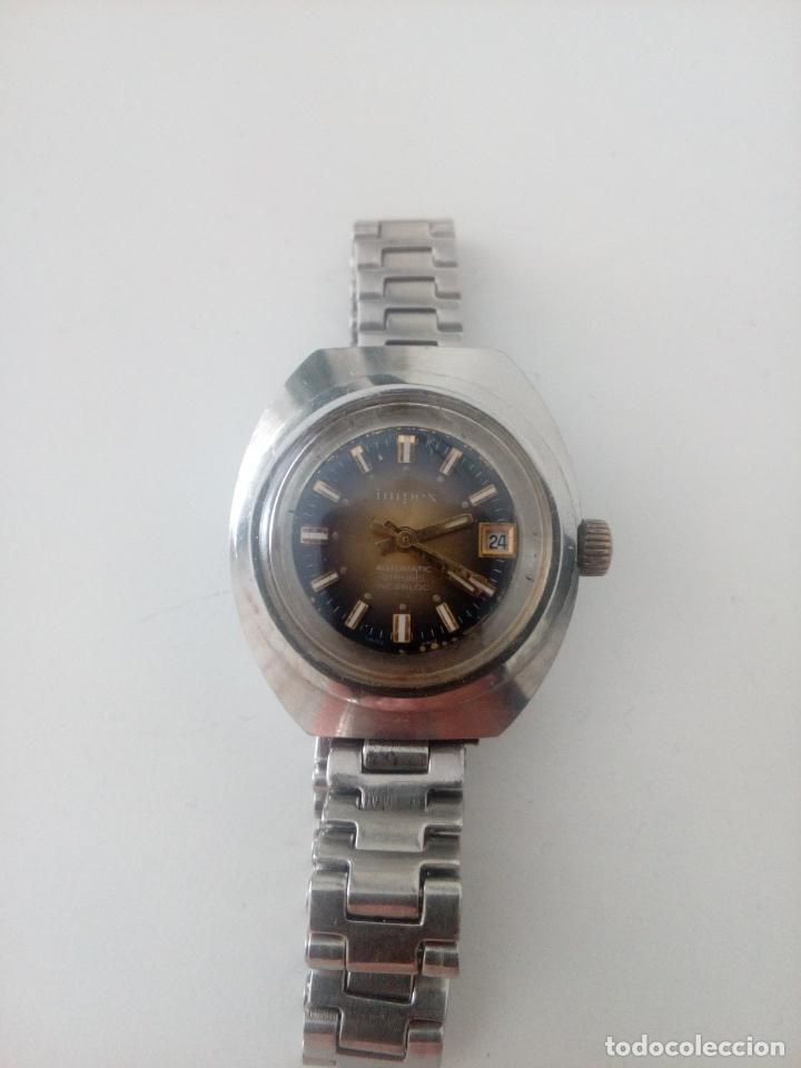 Relojes de pulsera: RELOJ DE PULSERA IMPEX AUTOMATIC SWISS MADE PARA MUJER - Foto 5 - 235356715