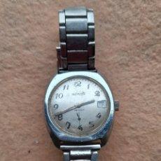 Relojes de pulsera: RELOJ MARCA ACTION. CLÁSICO DE CABALLERO.. Lote 235473575
