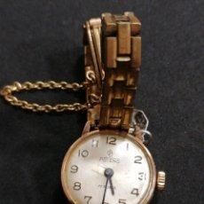 Relojes de pulsera: ANTIGUO RELOJ DE SEÑORA POTENS FUNCIONANDO. Lote 235810535