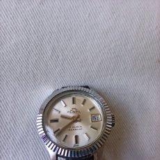 Relojes de pulsera: RELOJ VINTAGE MARCA RUWAL 17 RUBIS INCABLOC. Lote 233757820