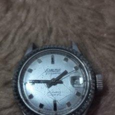 Relojes de pulsera: RELOJ DE PULSERA EXACTUS. Lote 236324200