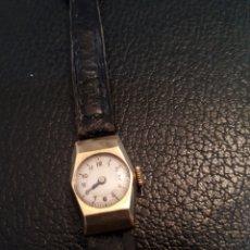 Relojes de pulsera: ANTIGUO RELOJ DE SEÑORA. MECANICO Y FUNCIONANDO. Lote 236428180