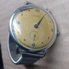 Relojes de pulsera: RELOJERIA, ANTIGUO RELOJ PULSERA MARCA CARTEL PARA PIEZAS. Lote 236441075