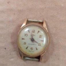 Relojes de pulsera: RELOJERIA, ANTIGUO RELOJ PULSERA MARCA HOBA PARA PIEZAS. Lote 236447225