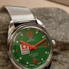 Relojes de pulsera: RELOJ SUIZO ROAMER CARGA MANUAL. Lote 236457235