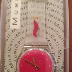 Relojes de pulsera: RELOJ SWATCH MADRID 2012. Lote 236468950