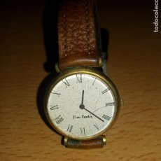 Relojes de pulsera: I - RELOJ PIERRE CARDIN - CHROMACRON - GENEVE - PAT PEND SWISS. Lote 236597390