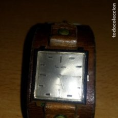 Relojes de pulsera: I - RELOJ VALORUS - 17 RUBIES - SWISS - ALL STAINLESS STEEL. Lote 236598720