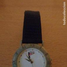 Relojes de pulsera: I - RELOJ ZAIC 20 - QUARTZ - CORREA PIEL DE LAGARTO 18. Lote 236599500