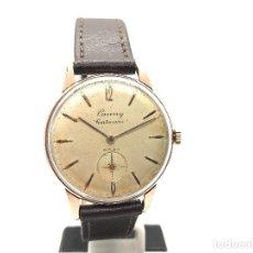 Relojes de pulsera: RELOJ VINTAGE CAUNY CENTENARIO 1960. Lote 236620450