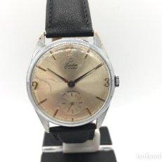 Relojes de pulsera: RELOJ VINTAGE ZETA AS1130 1960. Lote 236620960