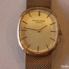 Relojes de pulsera: RELOJ FAVRE LEUBA, GENEVE, A CUERDA, ESFERA 3X3,30 CM. Lote 236962945