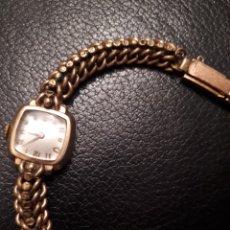 Relojes de pulsera: ANTIGUO RELOJ SEÑORA. NO FUNCIONA. Lote 236997285