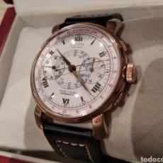 Relojes de pulsera: CRONO DOGMA JUMBO. ORIENT CITIZEN DUWARD CYMA CERTINA. Lote 237013210