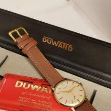 Relojes de pulsera: RELOJ DUWARD AS1130. Lote 237015125