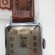 Relojes de pulsera: CYMA NOS. Lote 237581205