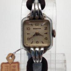 Relojes de pulsera: ZENITH RELOJ NOS. Lote 237581245