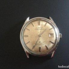 Relojes de pulsera: ANTIGUO RELOJ CLARTEX SUPERMASTER WATERPROOF 23 JEWELS. REVISADO ACTUALMENTE.. Lote 238782415
