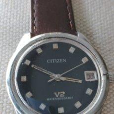 Relojes de pulsera: RELOJ CITIZEN V2 A CUERDA. Lote 239846620