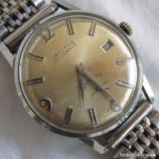 Relojes de pulsera: RELOJ DE PULSERA DE CUERDA INCITUS FUNCIONANDO. Lote 240019130