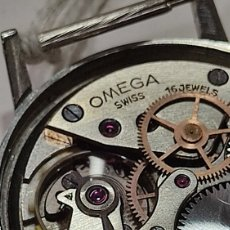 Relojes de pulsera: RELOJ MILITAR PULSERA OMEGA. PERFECTO FUNCIONAMIENTO. Lote 241294175