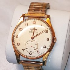 Relojes de pulsera: DOGMA GIGANTE. AÑOS 50. PERFECTO. ((41.5 CTMS. S/C)). TESTADO-FUNCIONANDO. MANUAL. DESCRIP. Y FOTOS.. Lote 241422030