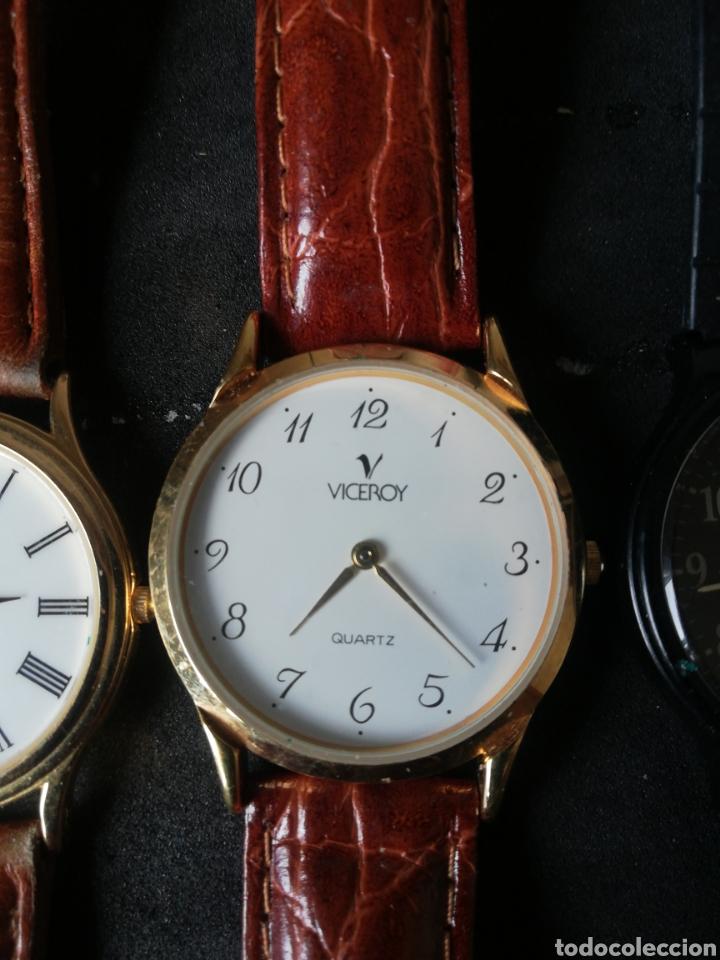 Relojes de pulsera: Lote Casio Festina Viceroy y Swatch 5 unidades - Foto 4 - 241894850