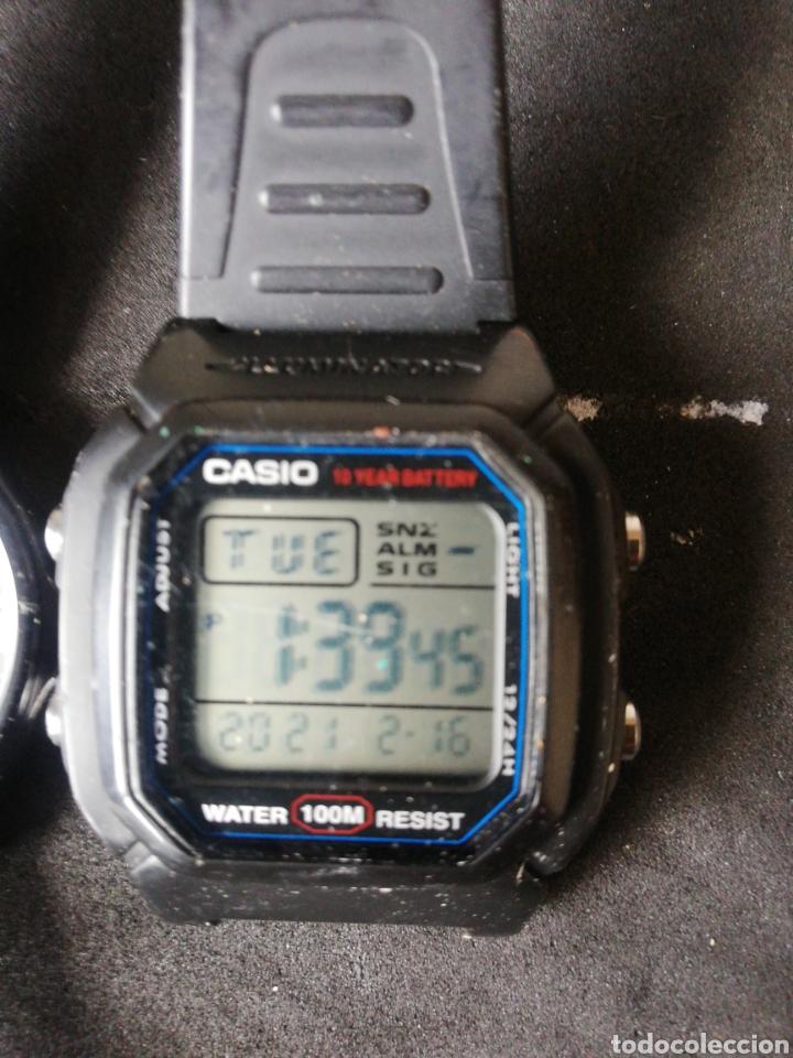 Relojes de pulsera: Lote Casio Festina Viceroy y Swatch 5 unidades - Foto 6 - 241894850