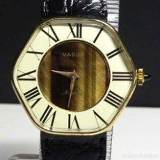 Relojes de pulsera: RELOJ VADUR, VINTAGE, NOS (NEW OLD STOCK). Lote 242381350
