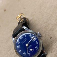 Relojes de pulsera: RELOJ TORMAS CARGA MANUAL. Lote 242467565