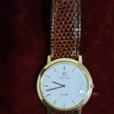 Relojes de pulsera: OMEGA DE VILLE EN ORO DE 18K CARGA MANUAL,FUNCIONANDO. Lote 242883440