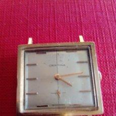 Relojes de pulsera: RELOJ CERTINA DE CUERDA. Lote 242906295