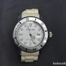 Relojes de pulsera: RELOJ DE PULSERA ANTONIO MIRO LA CAIXA.. Lote 243263575