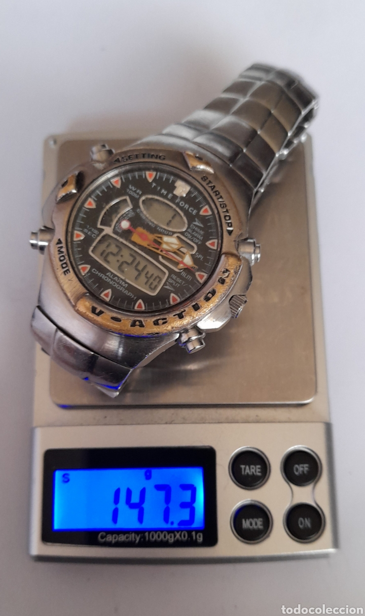 Relojes de pulsera: Reloj Time Force - 9194. Ver fotos. - Foto 5 - 243587785