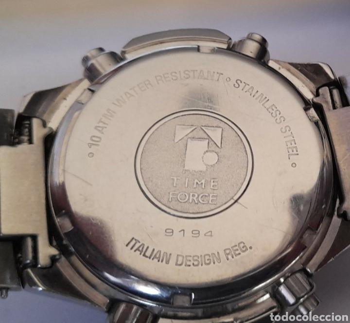 Relojes de pulsera: Reloj Time Force - 9194. Ver fotos. - Foto 6 - 243587785