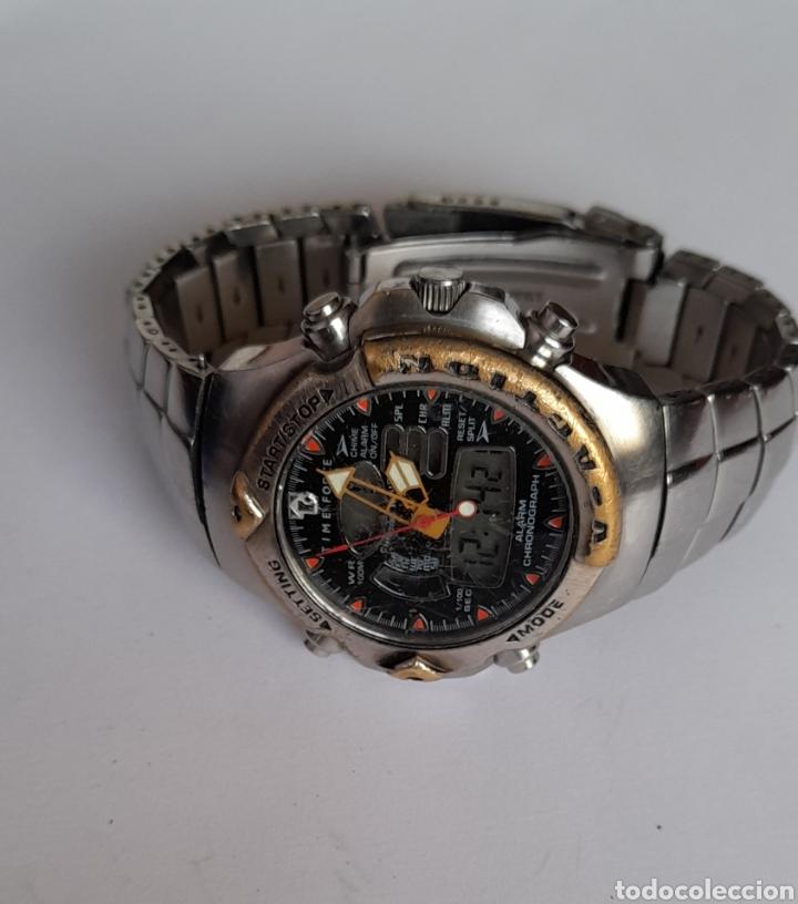 RELOJ TIME FORCE - 9194. VER FOTOS. (Relojes - Pulsera Carga Manual)