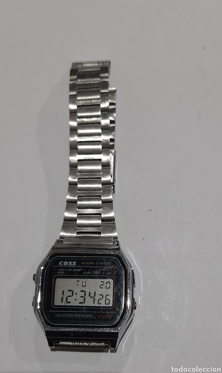 Relojes de pulsera: Reloj COSS S- 515 - N Digital WR. Ver fotos. - Foto 2 - 243647425