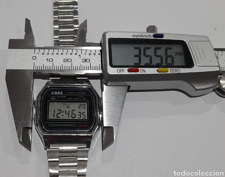 Relojes de pulsera: Reloj COSS S- 515 - N Digital WR. Ver fotos. - Foto 3 - 243647425