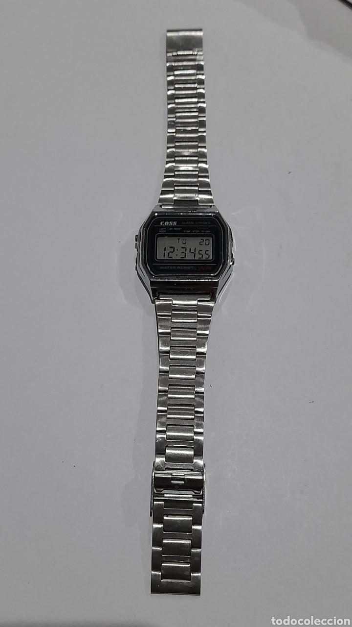 Relojes de pulsera: Reloj COSS S- 515 - N Digital WR. Ver fotos. - Foto 4 - 243647425