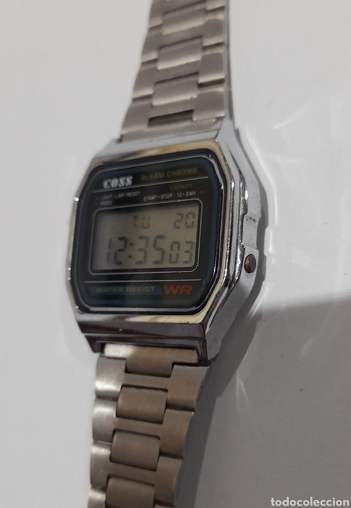 Relojes de pulsera: Reloj COSS S- 515 - N Digital WR. Ver fotos. - Foto 6 - 243647425