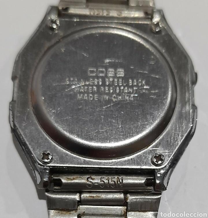 Relojes de pulsera: Reloj COSS S- 515 - N Digital WR. Ver fotos. - Foto 7 - 243647425