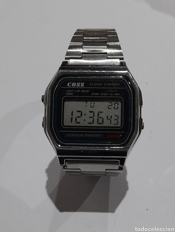 Relojes de pulsera: Reloj COSS S- 515 - N Digital WR. Ver fotos. - Foto 9 - 243647425