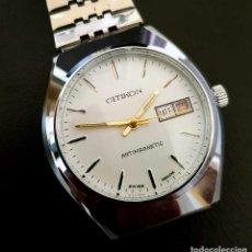 Relojes de pulsera: RELOJ CITIKON DE CUERDA, VINTAGE, NOS (NEW OLD STOCK). Lote 243846445