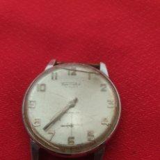Relojes de pulsera: ANTIGUO RELOJ DE CUERDA THERMIDOR 17 RUBIS SWISS. Lote 244018770
